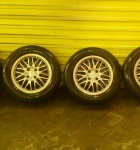 Литые диски R15 для пежо 406