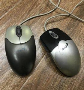 Компьютерная мышь 2 штуки