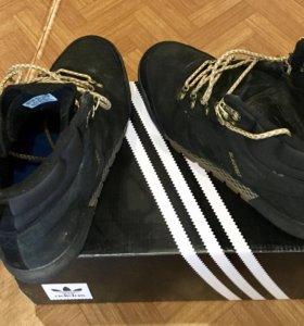 Adidas blauvelt зимние ботинки,кроссовки