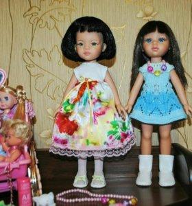 2 новые куклы