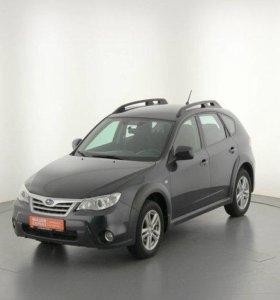 Subaru Impreza, 2010
