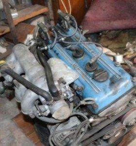 двигатель инжекторный 406 волга газель газ