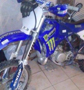 Мотоцикл YAMAHA