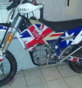 Мотоцикл КТМ-530