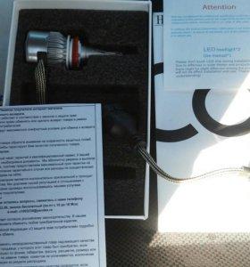 Светодиодные лампы с цоколем Н11