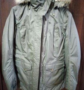 Новая куртка-пуховик Quechua, 48-50