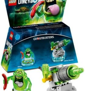 Lego Dimensions 71241 FUN PACK: GHOSTBUSTERS