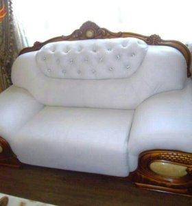 Перетяжка-Изготовление мягкой мебели