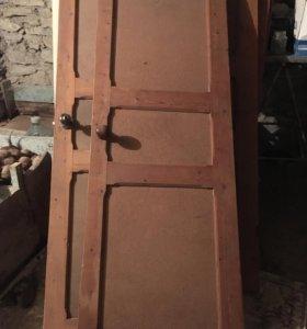 Двери межкомнатные 8 шт