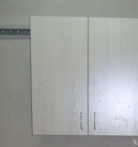Шкафчик для кухни навесной с полочками