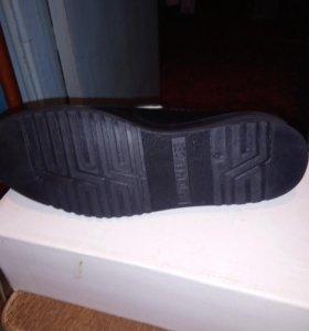Мужские туфли саламандра
