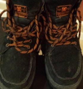 Ботинки DC зима
