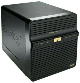 Nas сервер Synology DS411 в идеальн. сост.