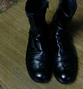 Зимние ботинки 45