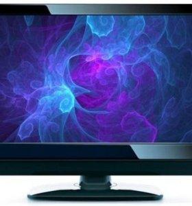 Телевизор ЖК Су-Псех 20 шт. 44-50 см с dvbt-2 иUSB