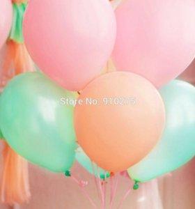 Воздушные ( гелиевые) шары