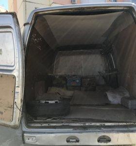 Продам ГАЗель 2705 2.4 МТ 2008 фургон