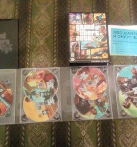 Продаю лицензионную GTA 5