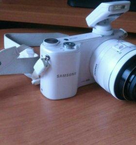 Фотоаппарат Samsung Smart Camera