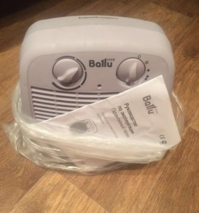 Новый тепло вентилятор Ballu обогреватель