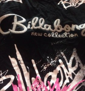 Новая футболка billabong