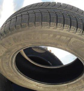 Липучка Michelin
