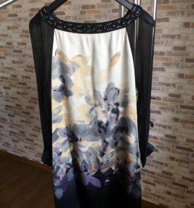 Платье - блуза