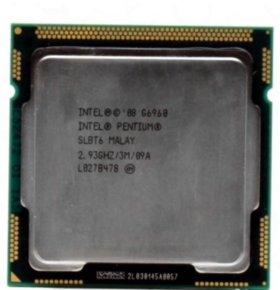 Intel Pentium G6960 Clarkdale (2933MHz, LGA1156)
