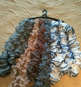 Фантазийные шарфики