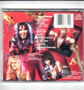 W.A.S.P. WASP 1984-2004 США