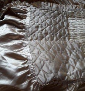Покрывало на кровать с наволочками