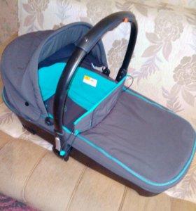 Переноска-люлька в автомобиль для новорожденного!