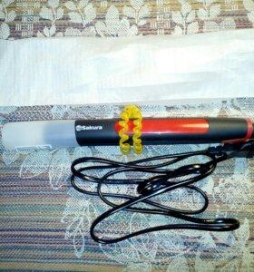 Электрощипцы для выпремления волос