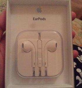 Наушники от iPhone earpods