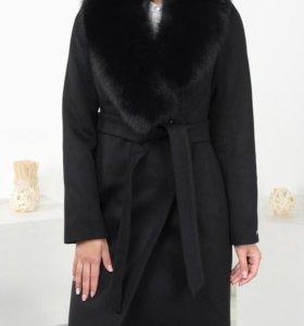Новое пальто, зима