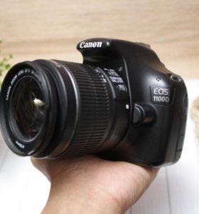 зеркальная камера Canon EOS 1100D