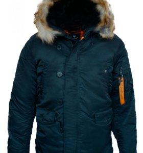 Куртка Apolloget TIGHT HUSKY II, ink/orange