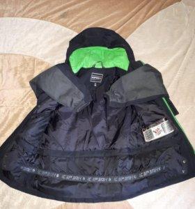 Куртка 128 см.
