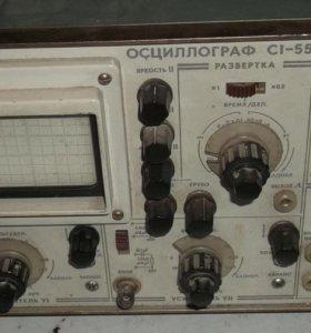 Осциллограф С1-55.