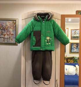 Костюм зимний Kerry, размер 98