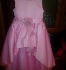 Платье детское пышное!!