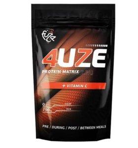 Протеин FUZE, вишневый пирог, 750 г