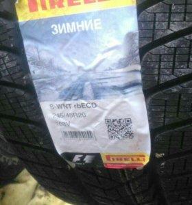 Новая зимняя резина Pirelli