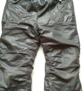 Тёплые штаны на флисе, зима