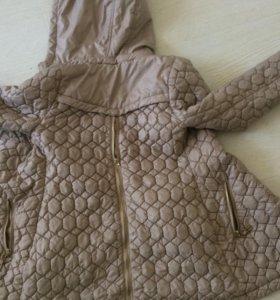 Куртки-пальто для девочки
