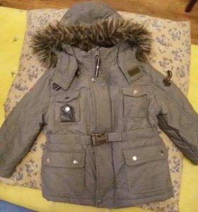 Куртка с комбенизоном