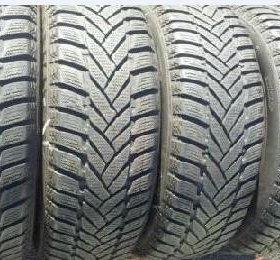 БУ 4 шт R18 235/65 Dunlop Grandtrek WT M3