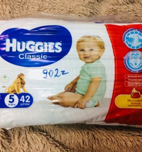 Памперсы Хагис Huggies