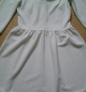 Платье Бержка