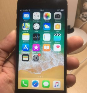 iPhone 6 16 g space gray